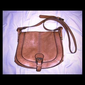 Fossil satchel -preowned